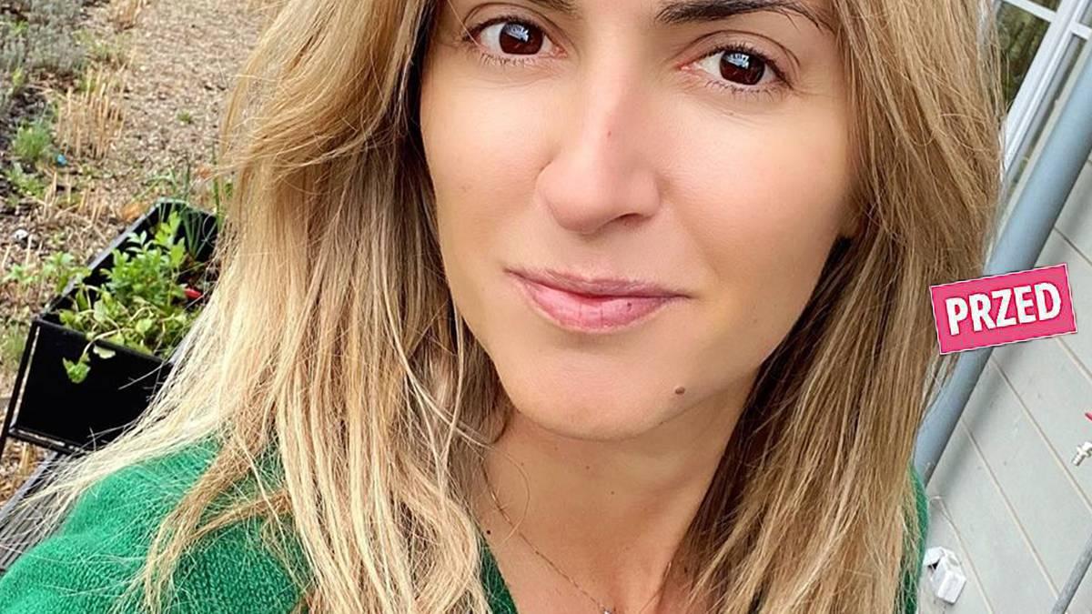 Karolina Szostak - nowa fryzura