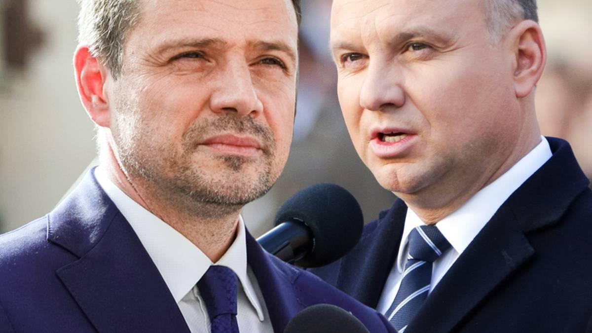 Wybory prezydenckie 2020: Andrzej Duda czy Rafał Trzaskowski?