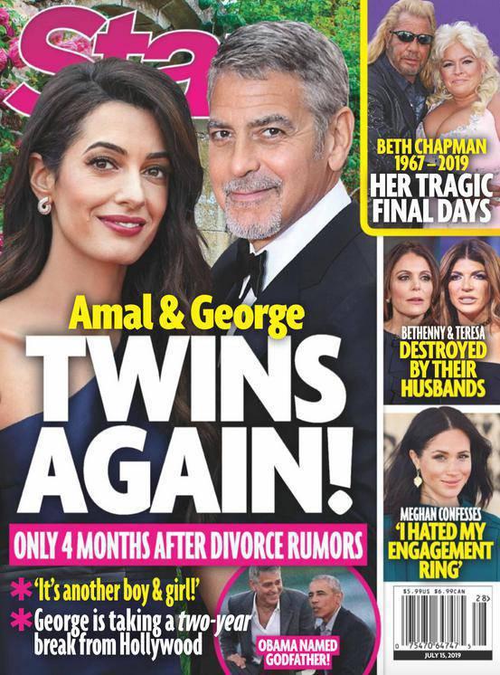 Amal i George Clooney będą mieli dzieci?