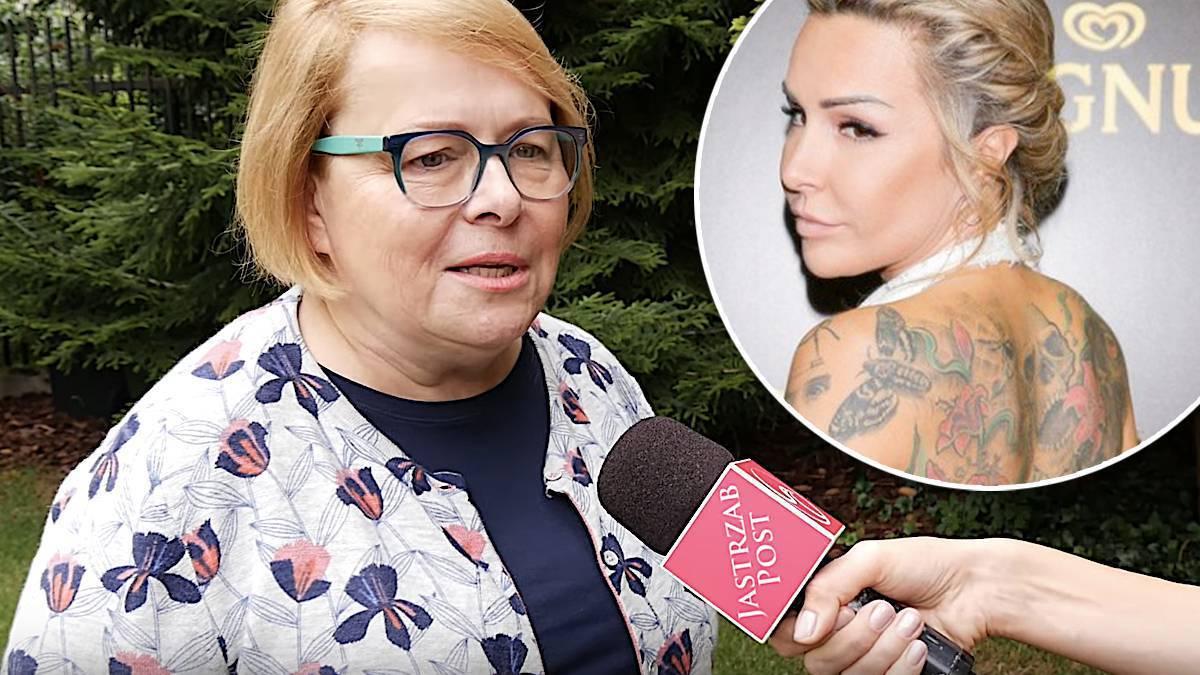 Ilona Łepkowska o Blance Lipinskiej o 365 dni