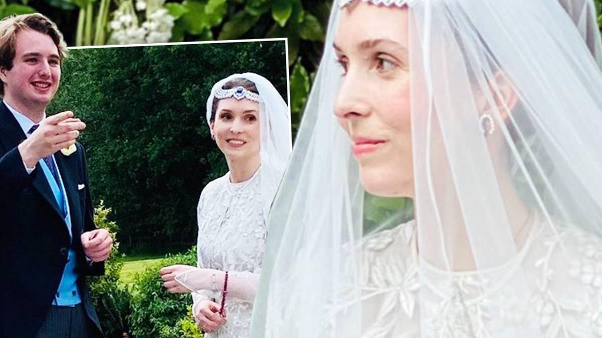 Raiyah bint Al-Hussein wzięła ślub