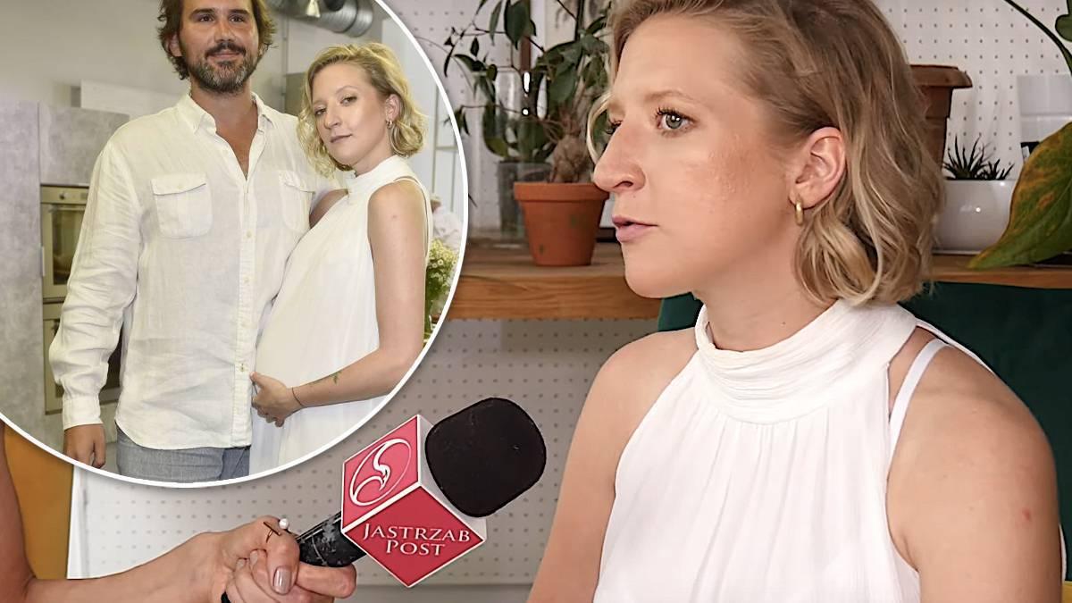 Lara Gessler o ciąży