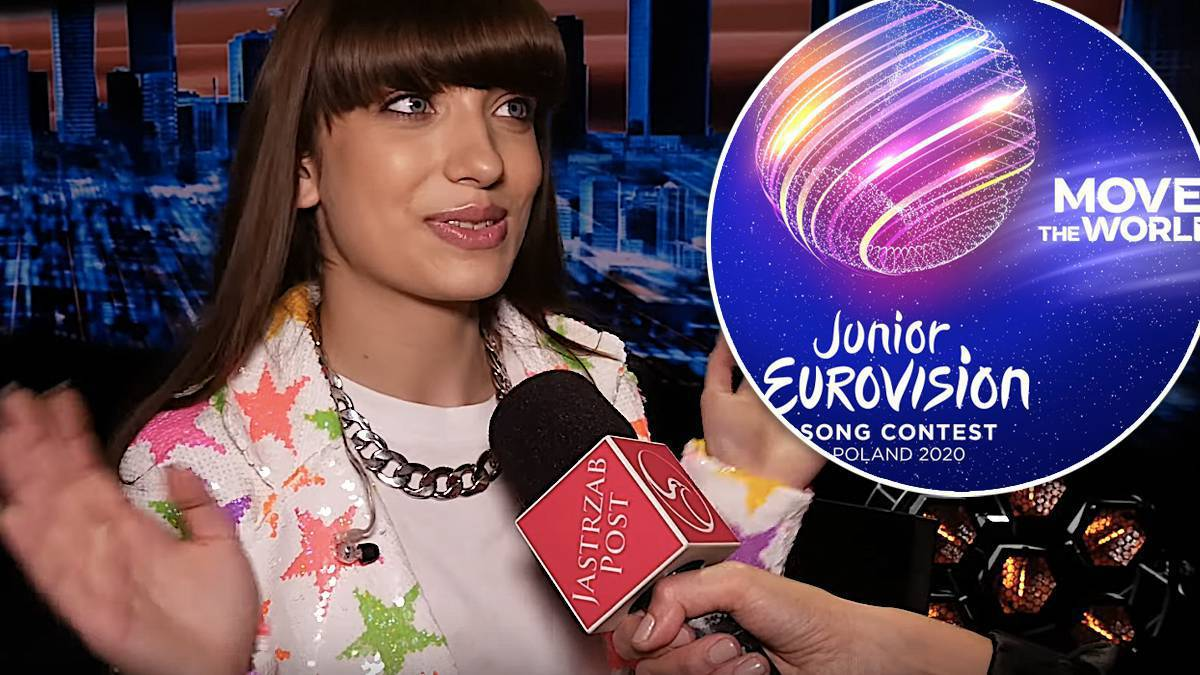 Viki Gabor o Eurowizji Junior 2020
