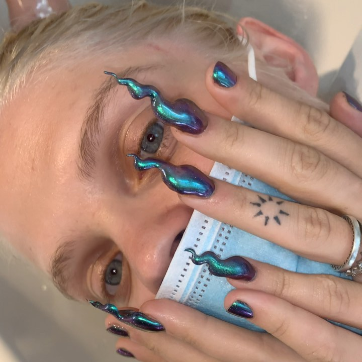 Margaret – manicure Patrycji Jewsieni