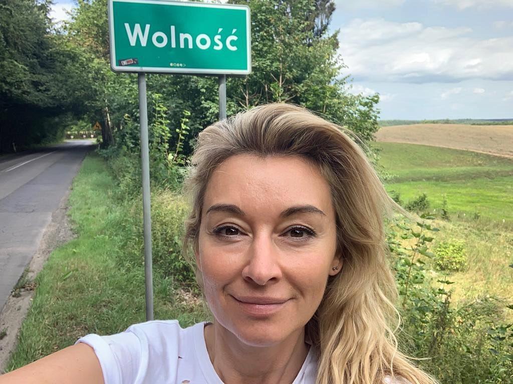 76. rocznica powstania warszawskiego - Martyna Wojciechowska