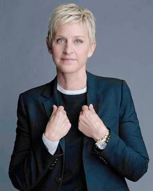 Zdjęcie (2) Ellen DeGeneres wreszcie odpowiedziała na zarzuty współpracowników. A jednak mieli rację?