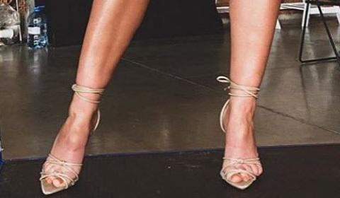 Aneta Zając w zamałych butach