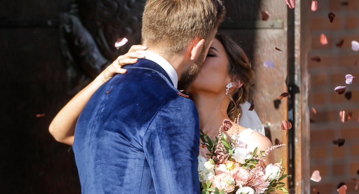 Dawid Czupryński się ożenił