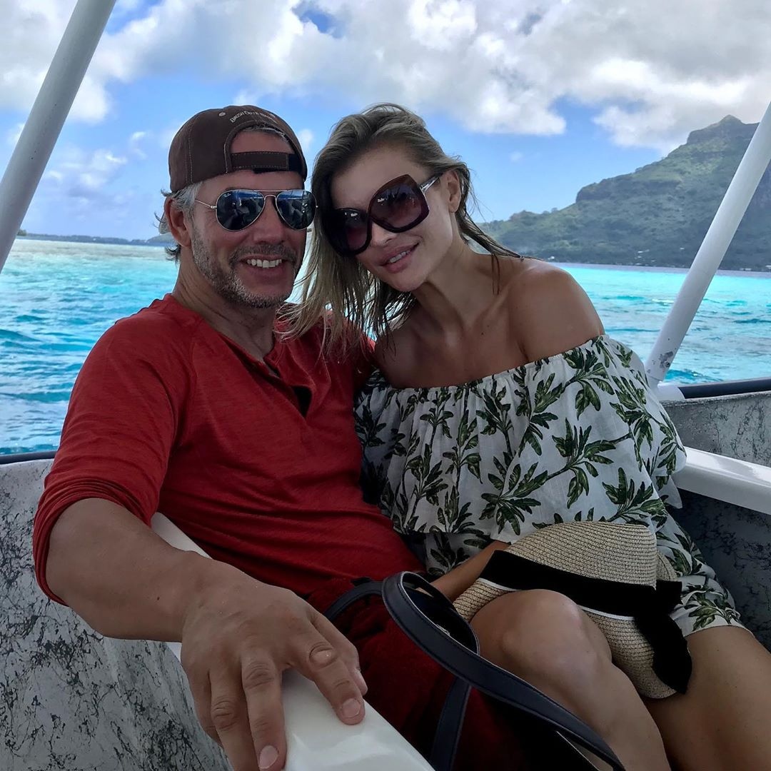 Douglas Nunes świętuje rocznicę ślubu z Joanną Krupą