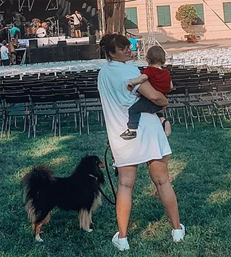 Ewa Farna z synkiem. Tak wygląda Artur