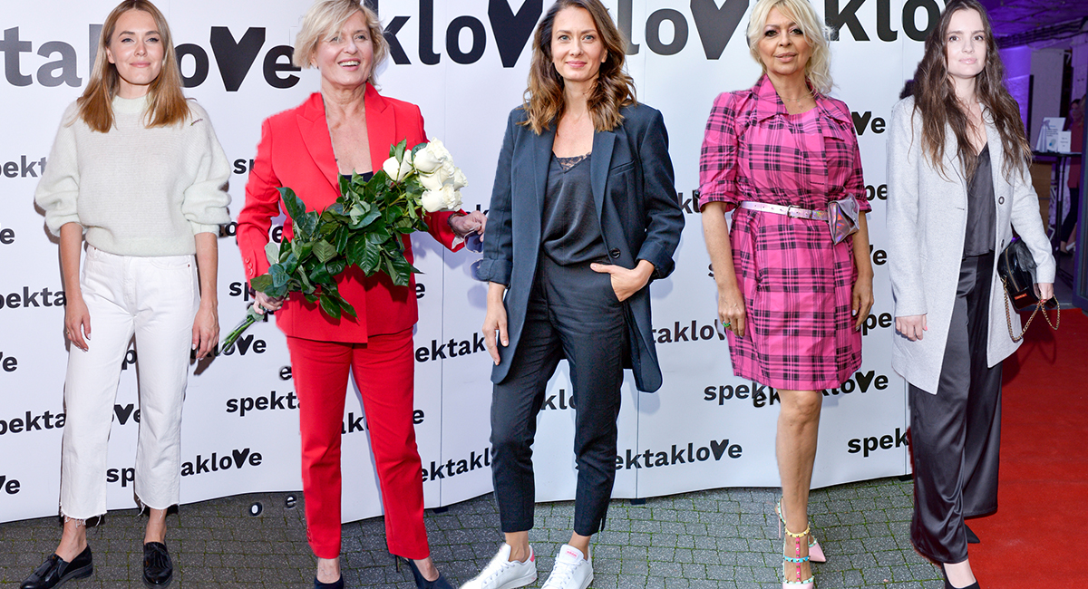 Gwiazdy na inauguracji Specktaklove