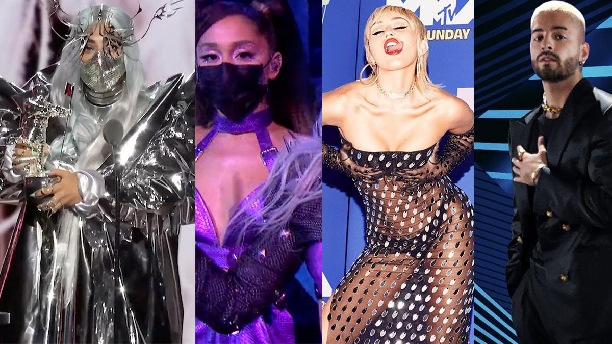 MTV VMA 2020. Fot. Instagram