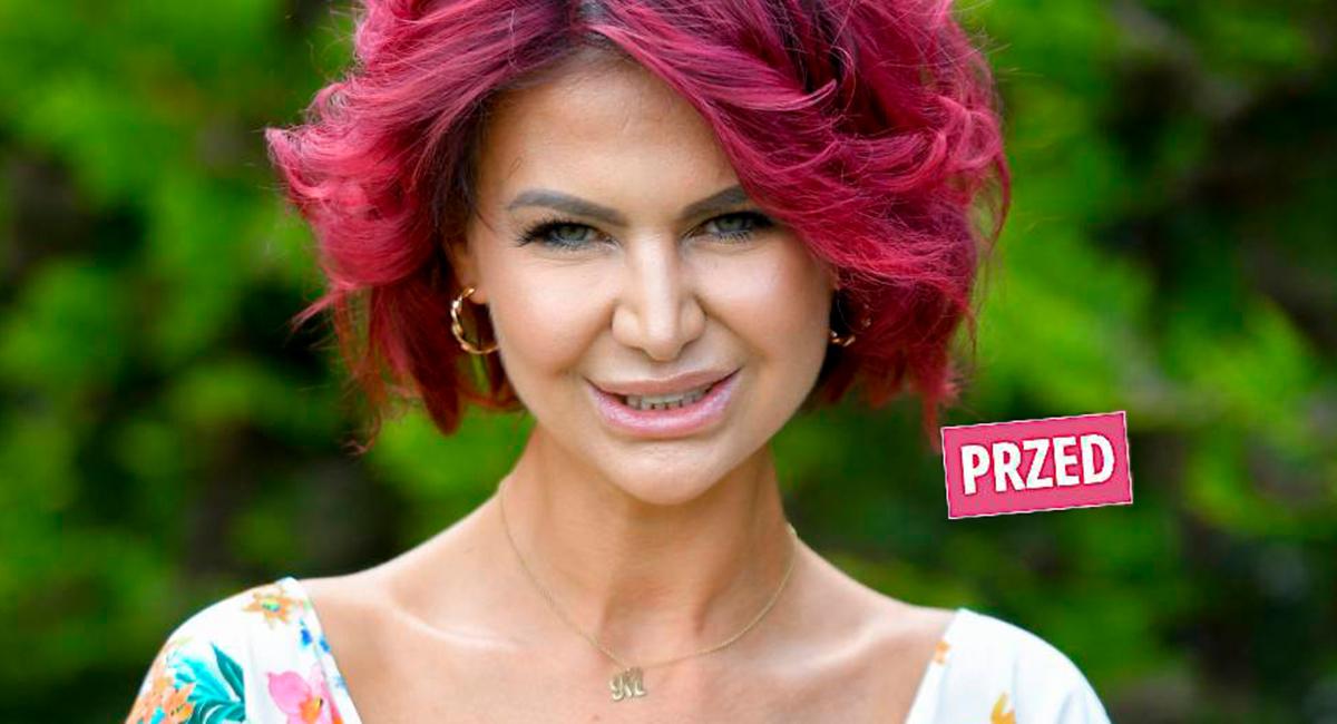 Maja Rutkowski - nowa fryzura