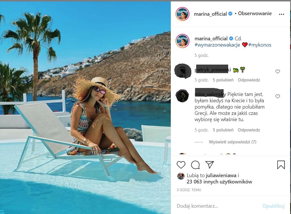 Marina na Mykonos