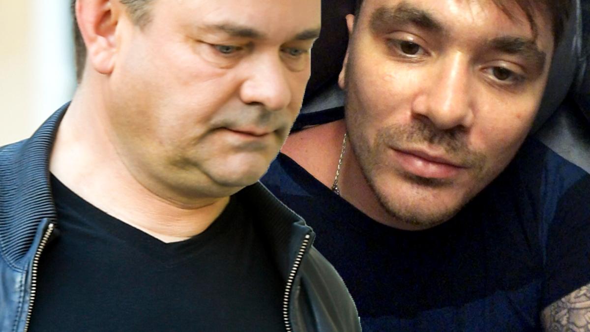 Zenek Martyniuk i Daniel Martyniuk
