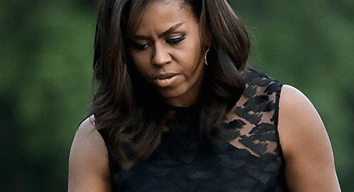 Michelle Obama ma depresję