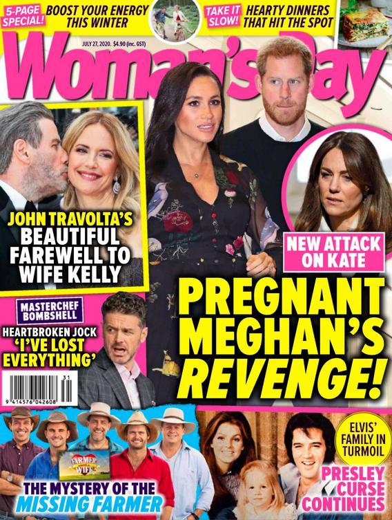 Women's Day o zemście Meghan Markle na księżnej Kate