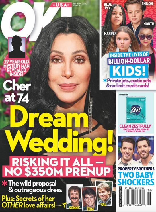 Cher szykuje się do ślubu