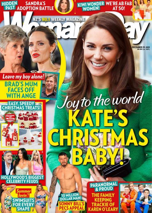 Księżna Kate urodzi w święta Bożego Narodzenia?
