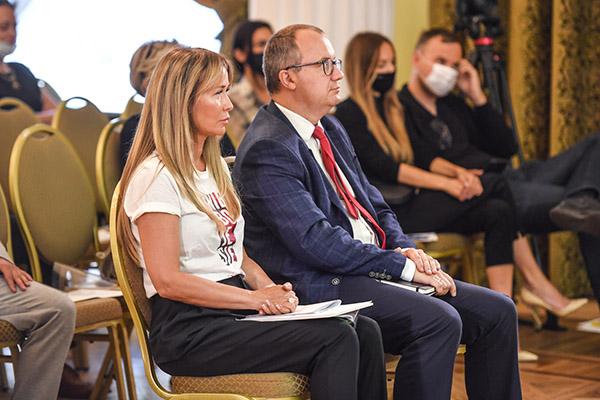 Joanna Przetakiewicz, Adam Bodnar