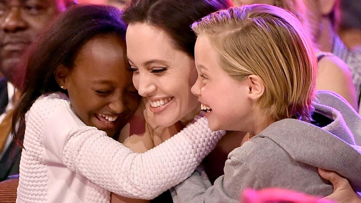 Angelina Jolie dzieci