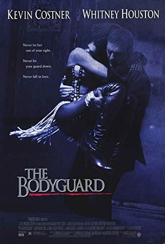 The Bodyguard – plakat promujący film