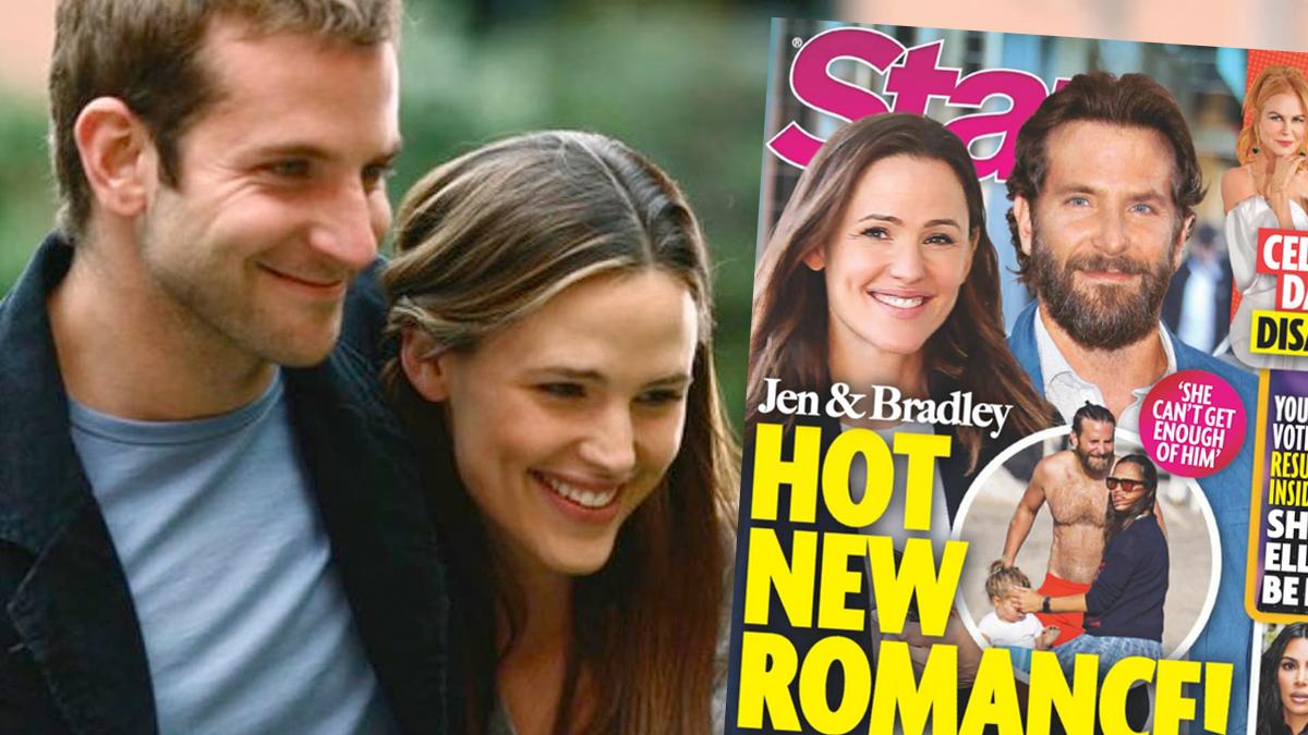 Bradley Cooper i Jennifer Garner