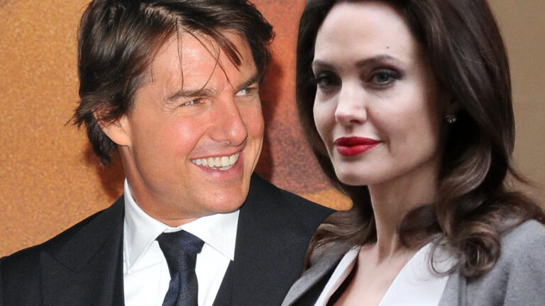 Tom Cruise, Angelina Jolie