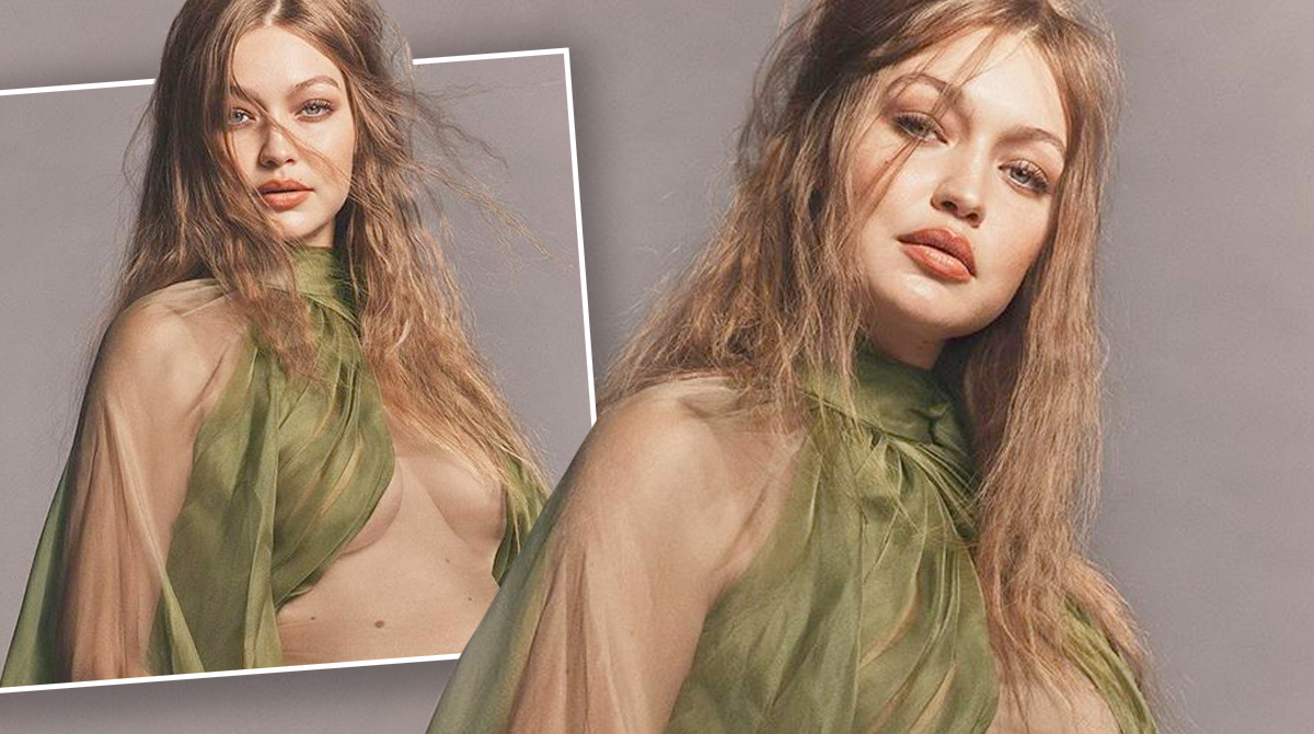 Gigi Hadid w ciąży