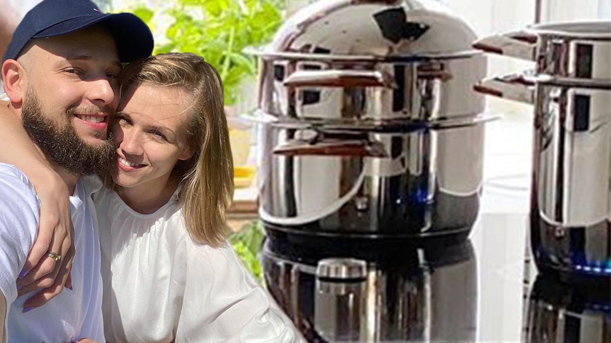 Agnieszka Kaczorowska: kuchnia