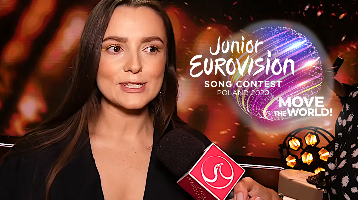 Lanberry, Eurowizja Junior 2020