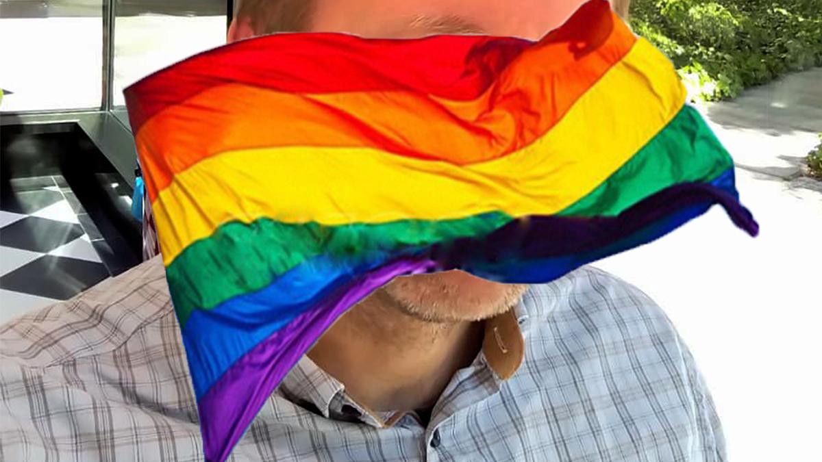Michał Oleszczyk jest gejem