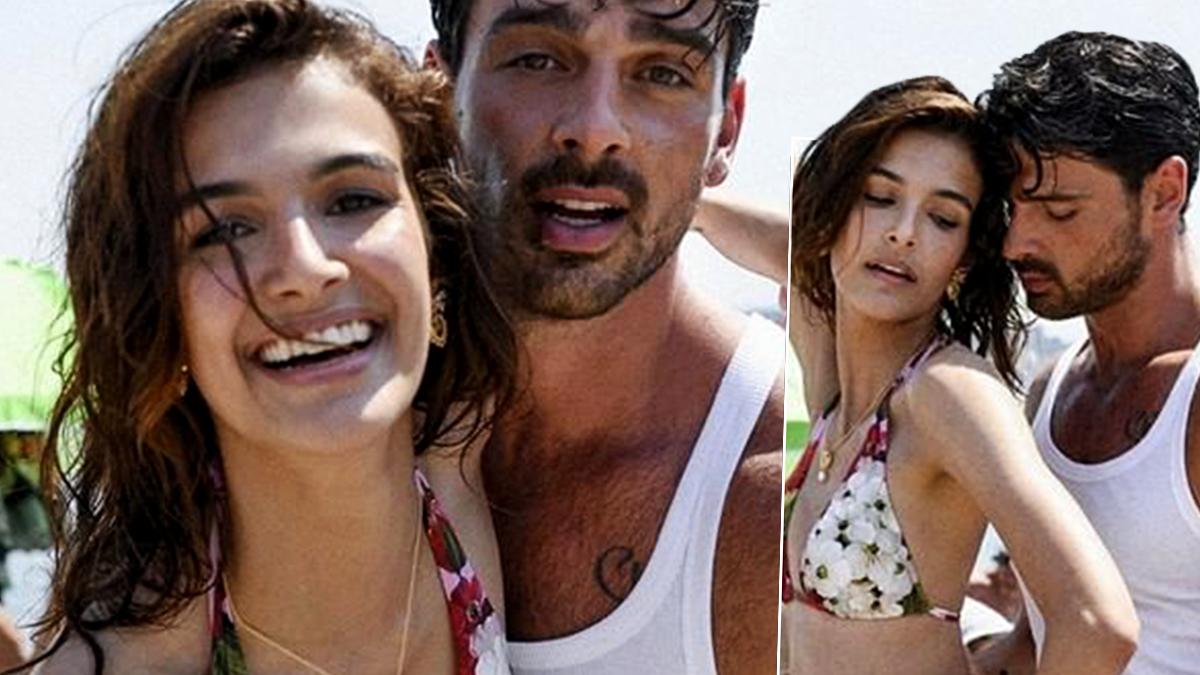 Michele Morrone został gwiazdą nowej kampanii reklamowej