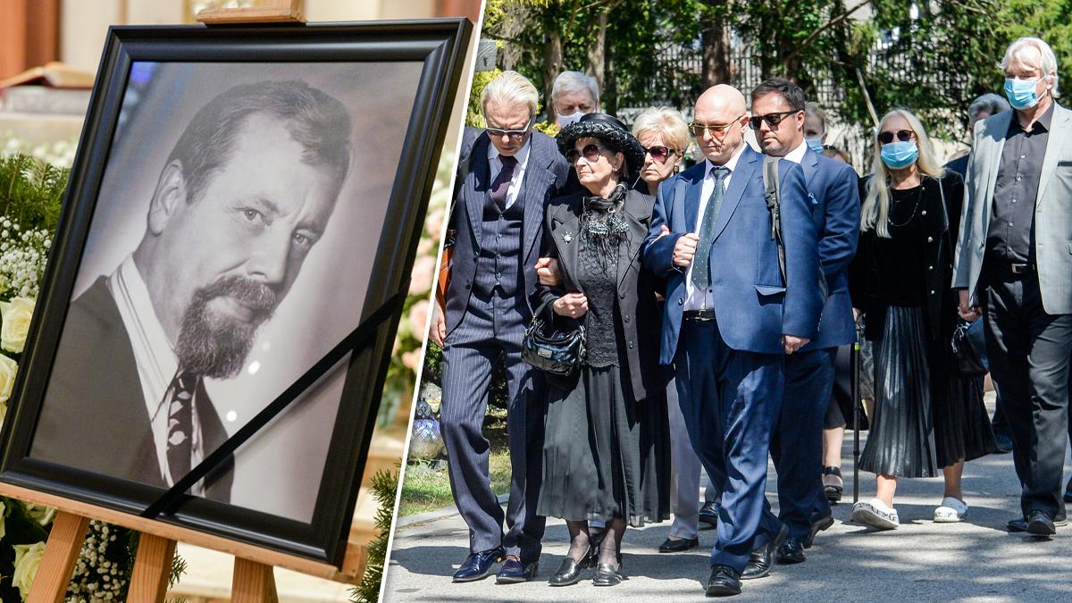 Pogrzeb Bernarda Ładysza