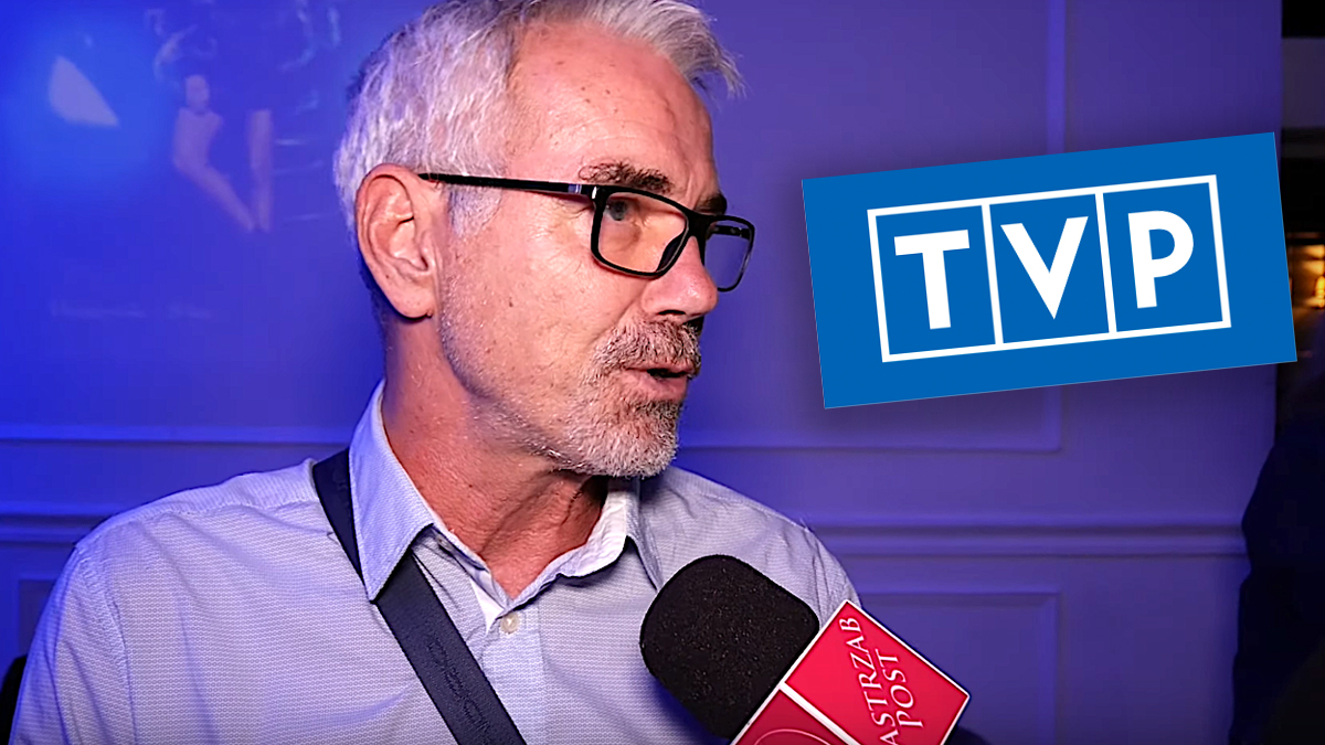 Robert Janowski o TVP