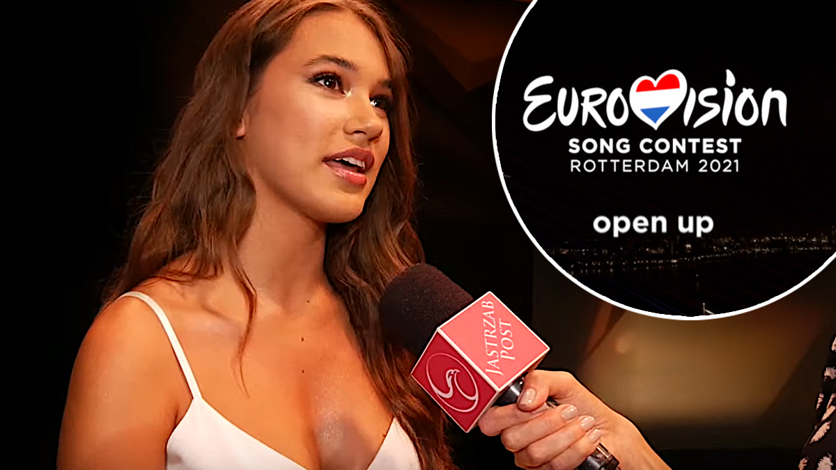 Alicja Szemplińska o Eurowizji 2021