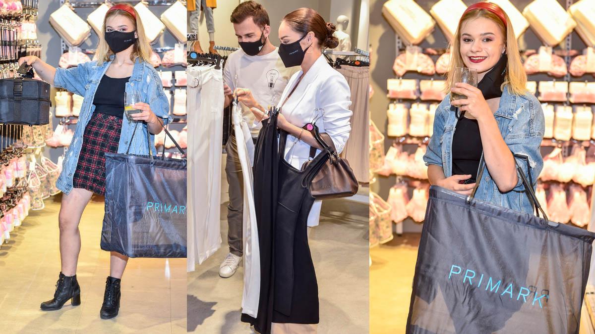 Gwiazdy robią zakupy w Primark