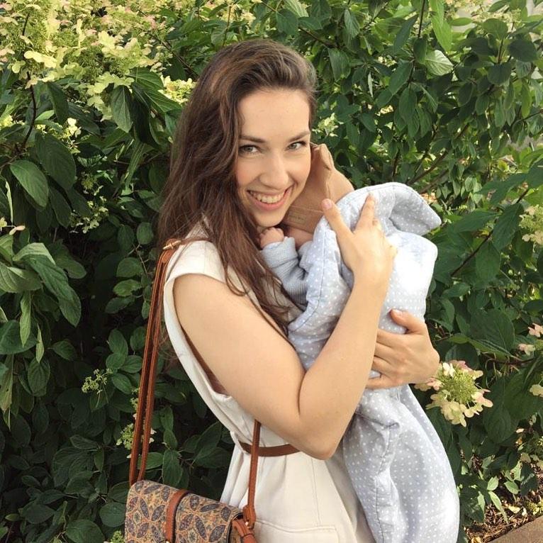 Małgorzata Markiewicz urodziła syna