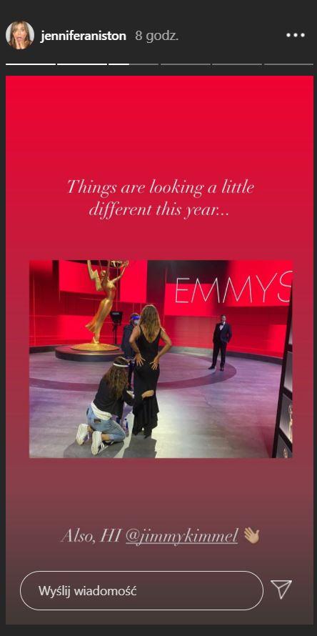 Emmy 2020 Jennifer Aniston