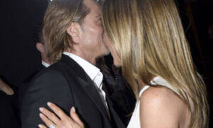 Jennifer Aniston i Brad Pitt