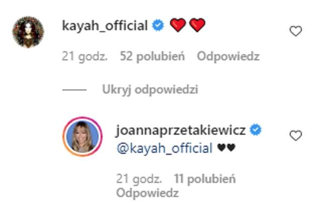 Komentarz Kayah na ślub Rinke Rooyensa i Joanny Przetakiewicz