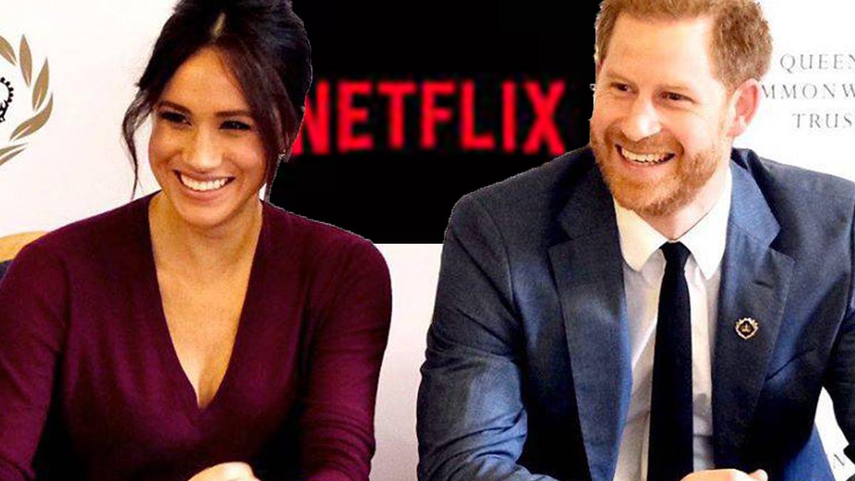 Meghan i Harry podpisali kontrakt z Netflixem