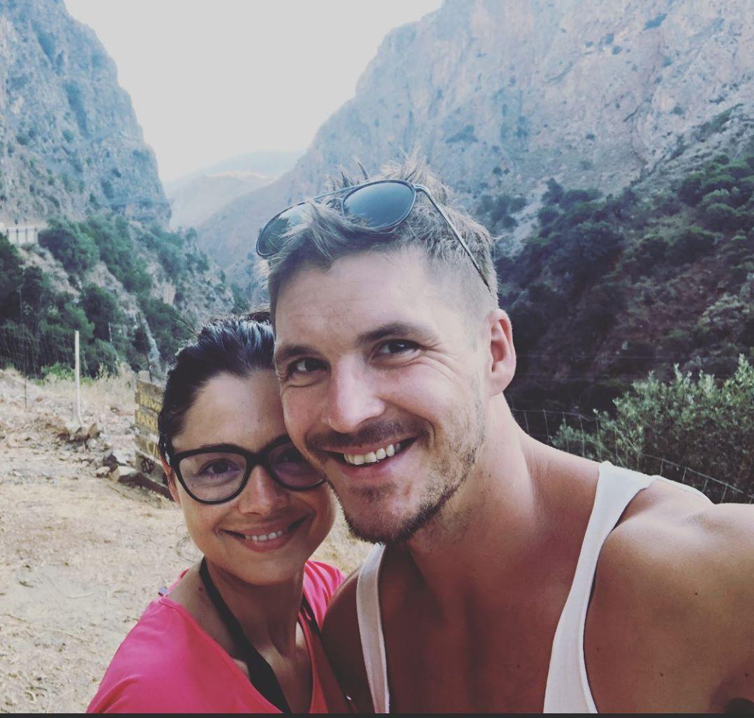 Mikołaj Roznerski i Adriana Kalska