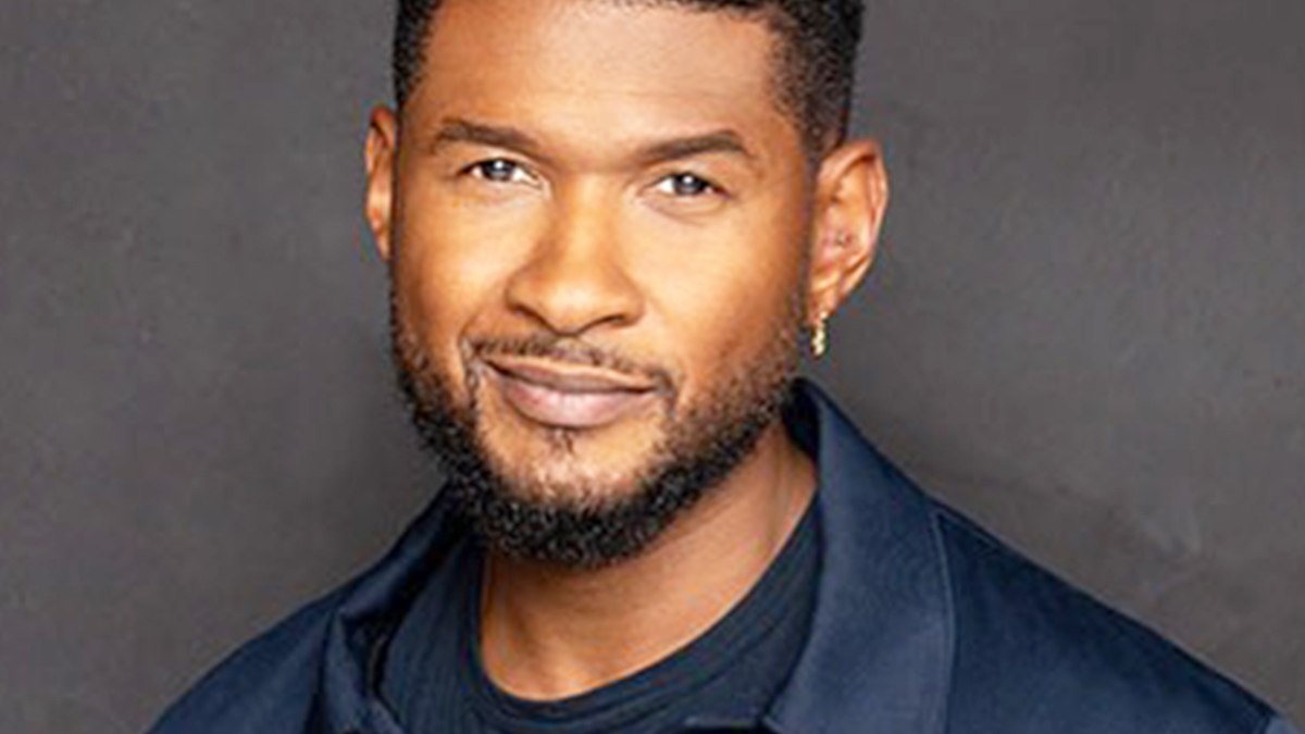 Usher został ojcem