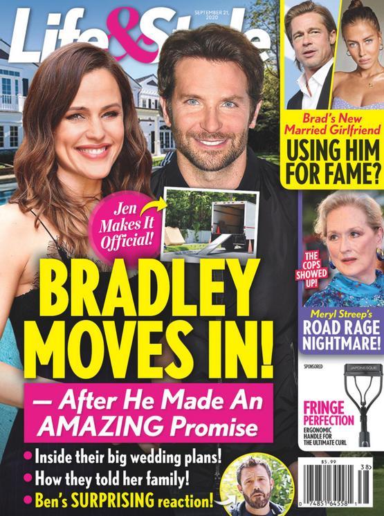 Bradley Cooper i Jennifer Garner są po ślubie?