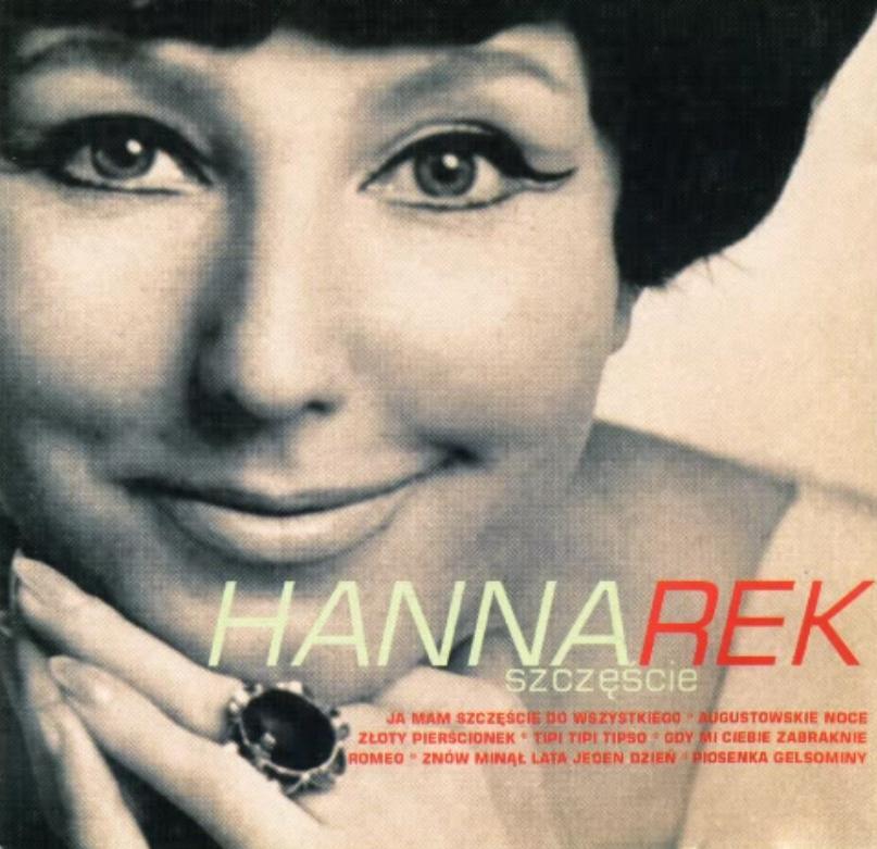Hanna Rek-Wyrobek nie żyje