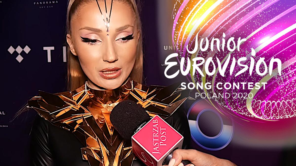 Cleo o Eurowizji Junior 2020