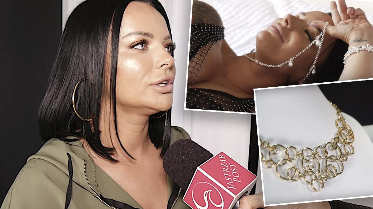Kamila Wybrańczyk w kampanii Colibra