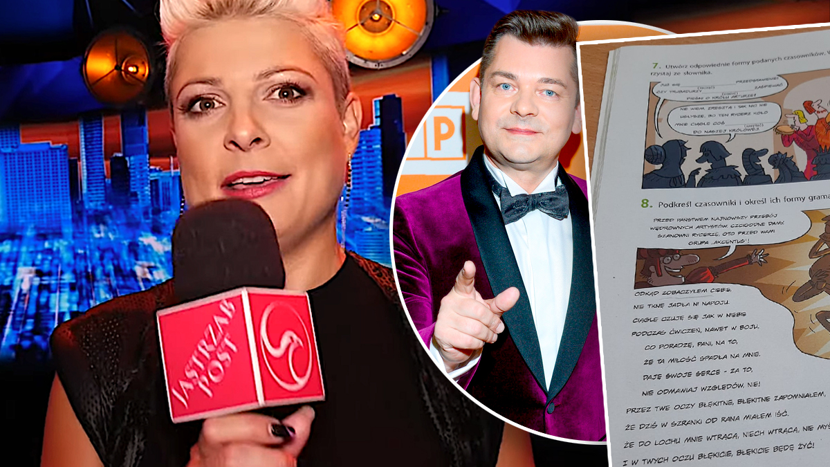 Magda Narożna o piosence Zenka Martyniuka w podręczniku