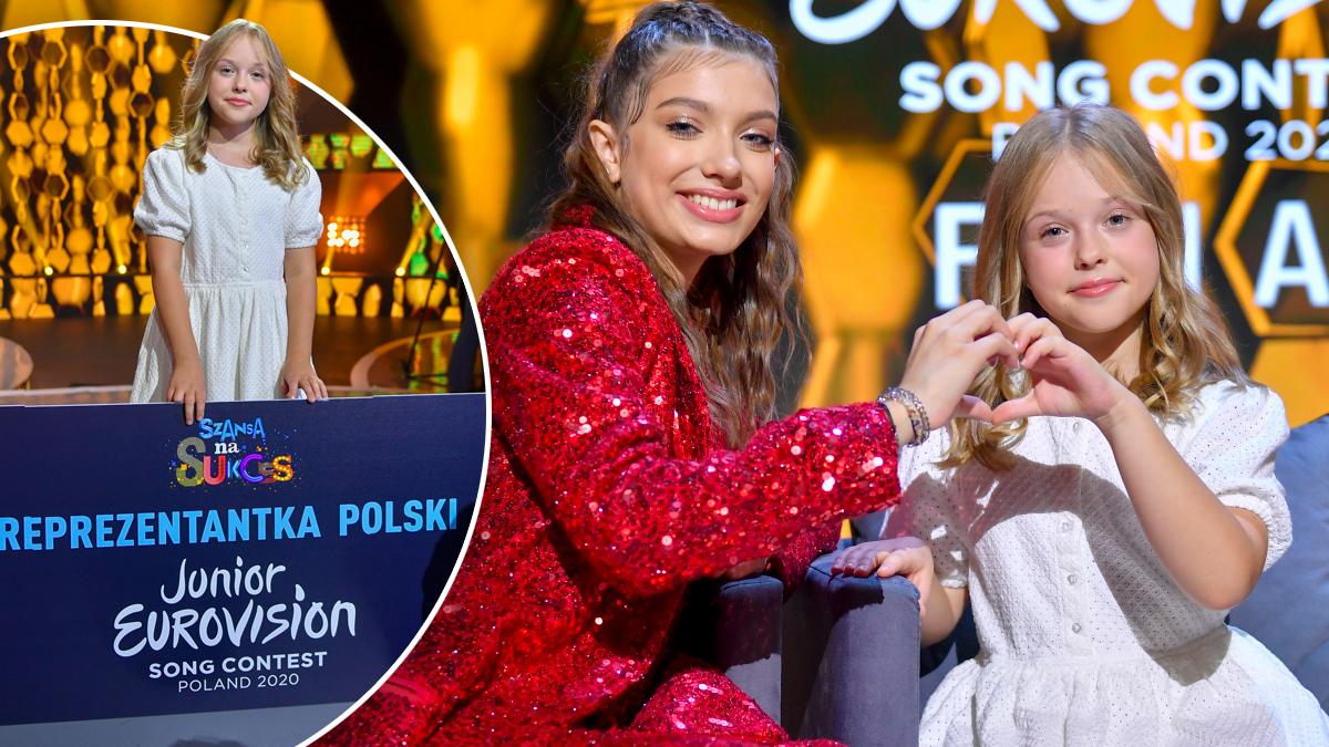 Alicja Tracz wygrała eliminacje na Eurowizję Junior 2020